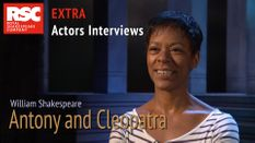 Antony and Cleopatra: Actors Interviews