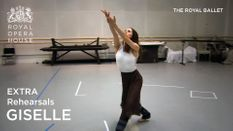 Giselle Extra: Rehearsals