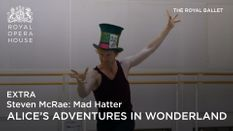 Alice's Adventures Extra: The Mad Hatter