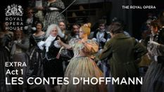 Les Contes d'Hoffmann: Act 1 Synopsis