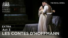 Les Contes d'Hoffmann: Act 3 Synopsis